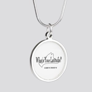 What's Your Latitude? Necklaces