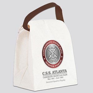 CSS Atlanta Canvas Lunch Bag