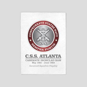 CSS Atlanta 5'x7'Area Rug