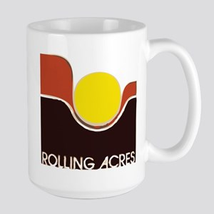 Rolling Acres Mall Large Mug