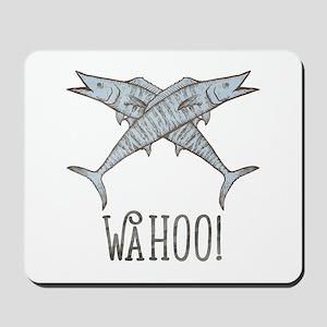 Wahoo Mousepad