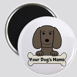 Personalized Water Spaniel Magnet