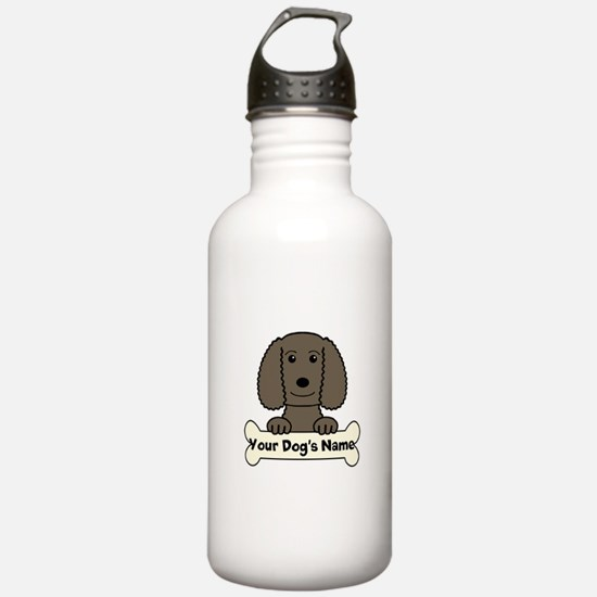 Personalized Water Spa Water Bottle
