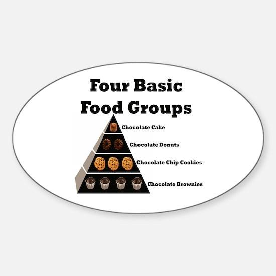 4basicfoodgroups.jpg Decal