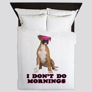 Sleepy Boxer Queen Duvet