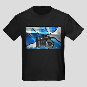 Camera Mural T-Shirt