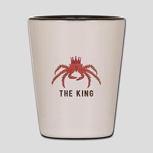 The King Shot Glass