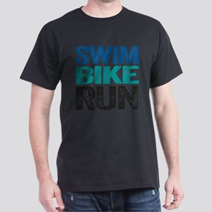 Triathlon. Swim. Bike. Run. T-Shirt