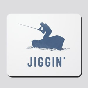 Jiggin' Mousepad