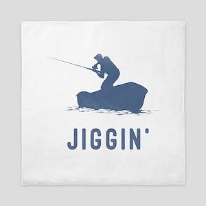 Jiggin' Queen Duvet