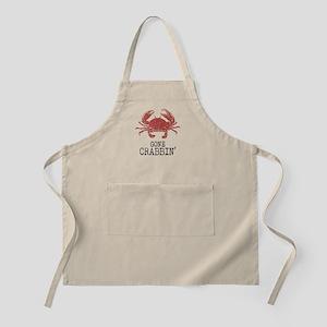 Gone Crabbin' Apron