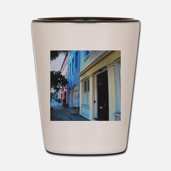 Unique Charleston south carolina Shot Glass