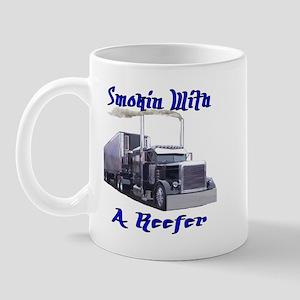 Smokin With A Reefer Mug
