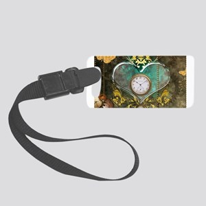 Steampunk, noble design Luggage Tag