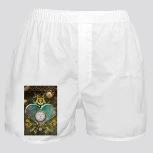 Steampunk, noble design Boxer Shorts