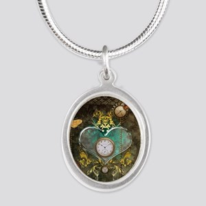 Steampunk, noble design Necklaces