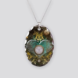Steampunk, noble design Necklace