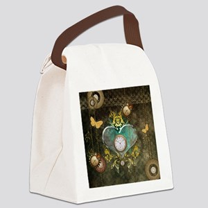 Steampunk, noble design Canvas Lunch Bag