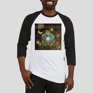 Steampunk, noble design Baseball Jersey