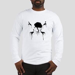 Cap'n Frosty Long Sleeve T-Shirt