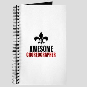 Awesome Choreographer Journal