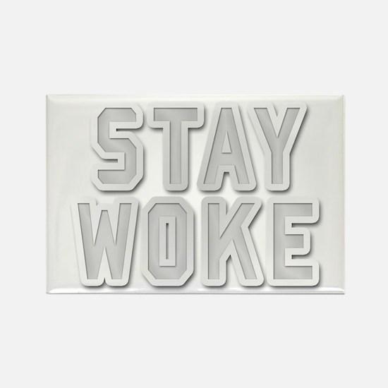 Stay Woke Magnets