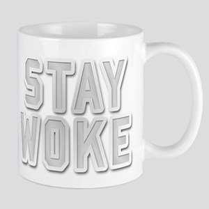 STAY WOKE Mugs
