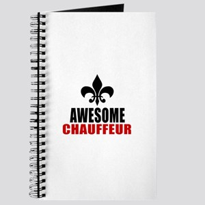 Awesome Chauffeur Journal
