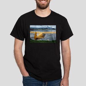 Float plane 6, Lake Hood, Anchorage, Alask T-Shirt