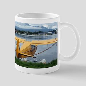 Float plane 6, Lake Hood, Anchorage, Alaska, Mugs