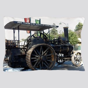Traction Engine Pillow Case