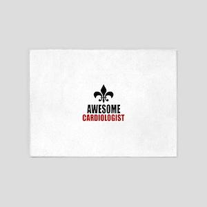 Awesome Cardiologist 5'x7'Area Rug