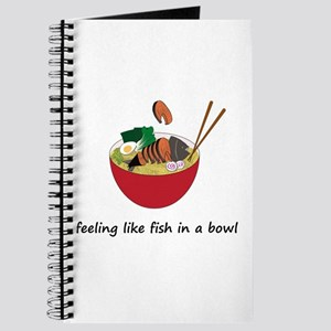 Fish in a Bowl Journal