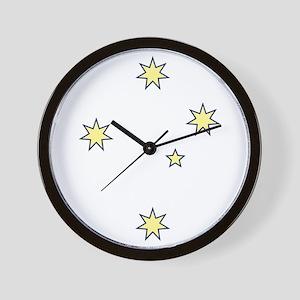Southern Cross Wall Clock