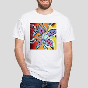 No. 013 Batik Art Asia Masterpiece T-Shirt