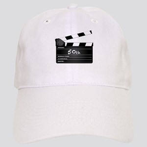 50th Year Clapperboard Cap