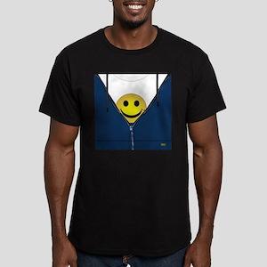 13th Pattern; Hidden Smiley Face T-Shirt