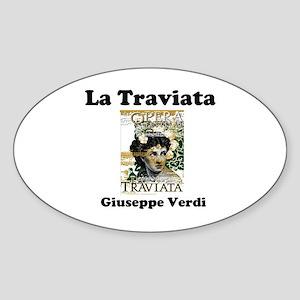 OPERA - LA TRAVIATA - GIUSE Sticker