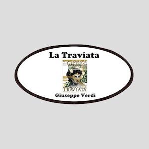 OPERA - LA TRAVIATA - GIUSEPPE VERDI Patch