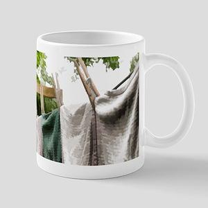 Clothesline Mug Mugs