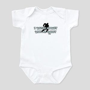 San Jose Hockey Daddy Infant Bodysuit