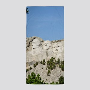 American Presidents Beach Towel