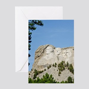 American Presidents Card Greeting Cards