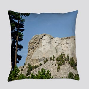 American Presidents Everyday Pillow
