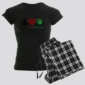 peace_love_ultimate Pajamas