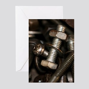 Industrial Art Greeting Cards (pk Of 20)