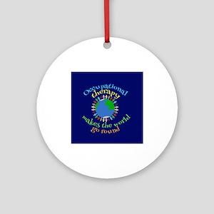 OT World Round Ornament