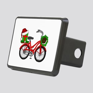 Christmas Bicycle Hitch Cover