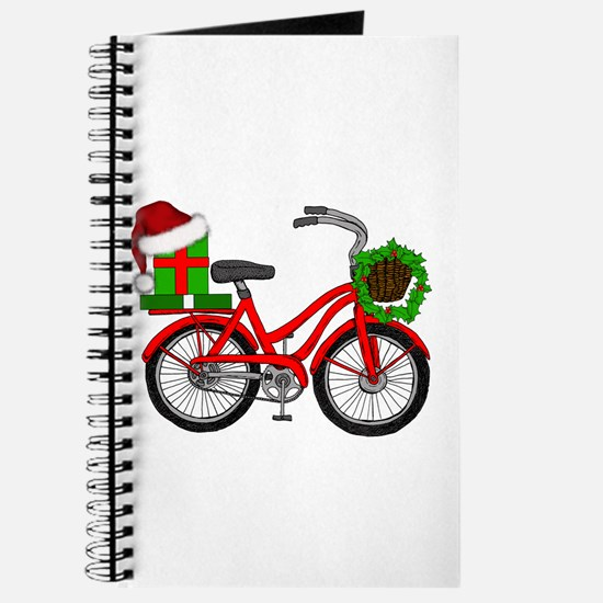 Christmas Bicycle Journal