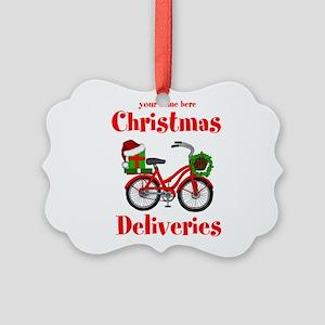 Christmas Deliveries Ornament